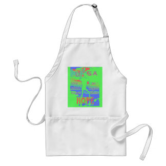 Powerful ECO USA Hillary Hope We Are Stronger Toge Adult Apron