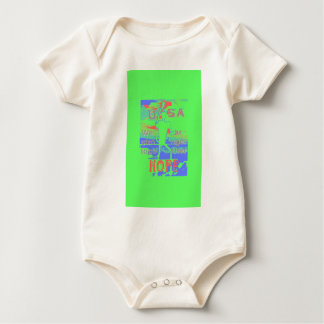 Powerful ECO USA Hillary Hope We Are Stronger Toge Baby Bodysuit