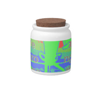 Powerful ECO USA Hillary Hope We Are Stronger Toge Candy Jar