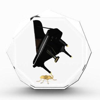 Powerful Eleph-Ant Acrylic Award
