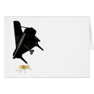 Powerful Eleph-Ant Card