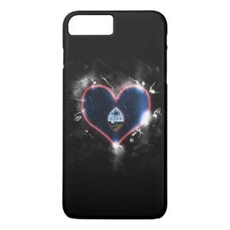 Powerful Guam iPhone 7 Plus Case