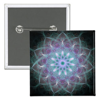 Powerful High Energy Mandala Button