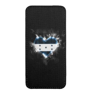 Powerful Honduras iPhone 5 Pouch