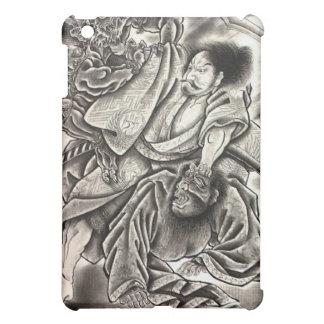 powerful japanese demon iPad mini covers