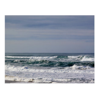 Powerful Pacific Ocean Waves III Postcard