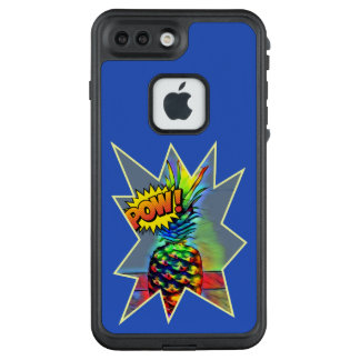 POWerful pineapple LifeProof FRĒ iPhone 7 Plus Case