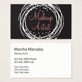 Cosmetics Rep Business Cards & Templates | Zazzle