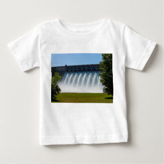 Powerful Table Rock Dam Baby T-Shirt