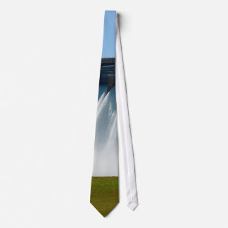 Powerful Table Rock Dam Tie