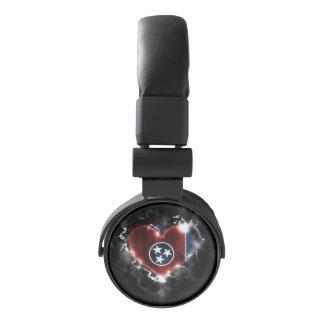 Powerful Tennessee Headphones