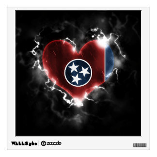 Powerful Tennessee Room Graphic