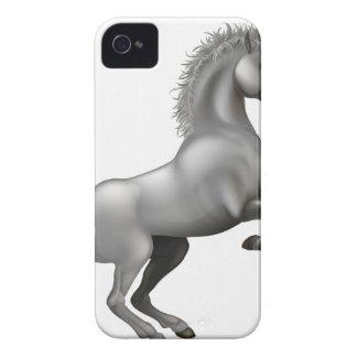 Powerful Unicorn illustration Case-Mate iPhone 4 Case