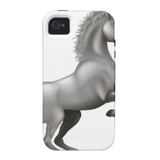 Powerful Unicorn illustration iPhone 4/4S Cover