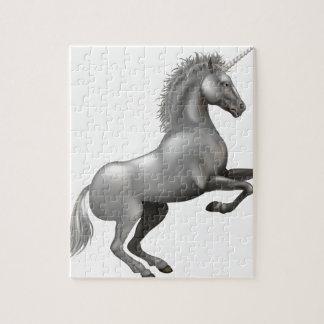 Powerful Unicorn illustration Puzzles