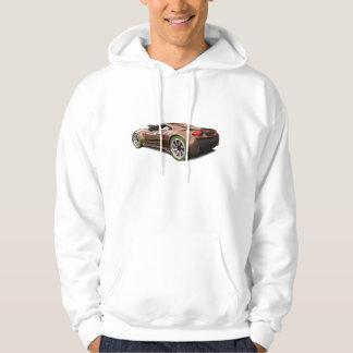 Powerful vehicle hoodie
