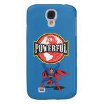 Powerful World Superman Samsung S4 Case