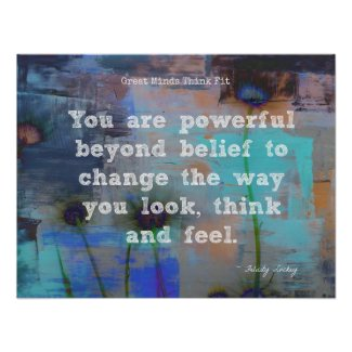 Powerful You! Posters