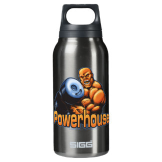 Powerhouse Curl Insulated Water Bottle