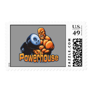 Powerhouse Curl Postage