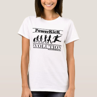 PowerKicK Evolution Baby Doll Tee (Fitted)