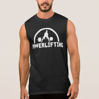 Powerlifting Camiseta