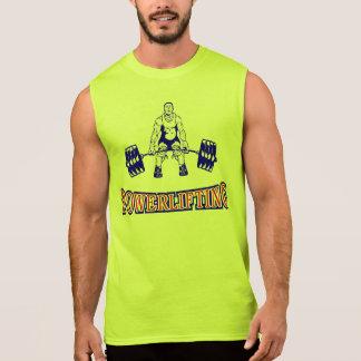 Powerlifting Sleeveless Shirt