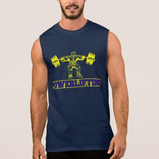 Powerlifting Sleeveless Shirts