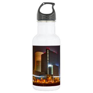 Powerplant nightlife stainless steel water bottle