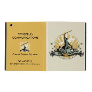 Powerplay Communications iPad 2/3/4 case iPad Folio Cases