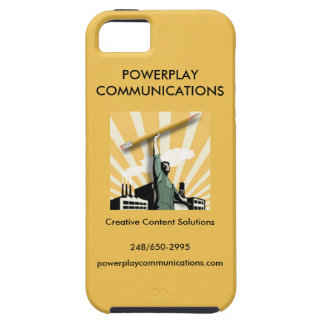 Powerplay Communications iPhone case iPhone 5 Covers