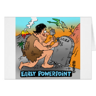 PowerPoint Cartoon Giftware Card