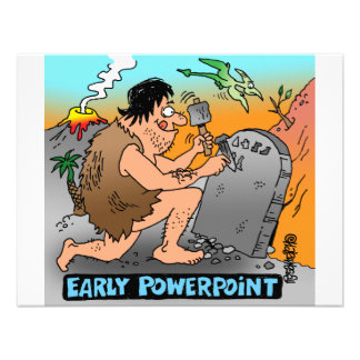 PowerPoint Cartoon Giftware Personalized Announcements