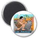 PowerPoint Cartoon Giftware Magnet