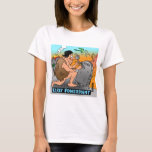 PowerPoint Cartoon Giftware T-Shirt