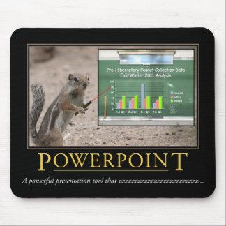 Powerpoint Demotivational Mousepad Tapetes De Ratón