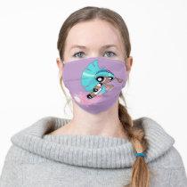 Powerpuff Girls Bliss Adult Cloth Face Mask