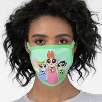 Powerpuff Girls Fly High Face Mask