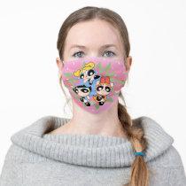 Powerpuff Girls Powfactor Adult Cloth Face Mask