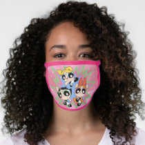 Powerpuff Girls Powfactor Face Mask