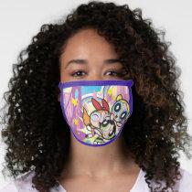 Powerpuff Girls Rule Face Mask