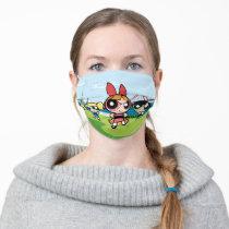 Powerpuff Girls Super Fierce Adult Cloth Face Mask