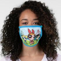 Powerpuff Girls Super Fierce Face Mask
