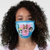 Powerpuff Girls Team Awesome Face Mask
