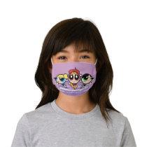 Powerpuff Girls Team Logo Kids' Cloth Face Mask