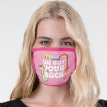 Powerpuff Girls: We Got Your Back Face Mask