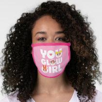 Powerpuff Girls: You Glow Girl Face Mask