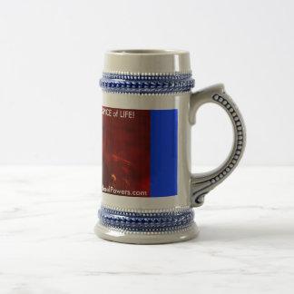 PoWERS Dreamy beer Stein or Mug
