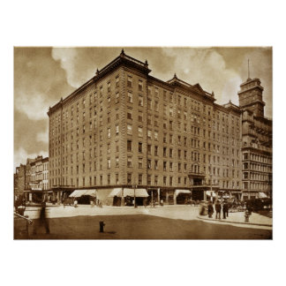 Powers Hotel 1906 Posters