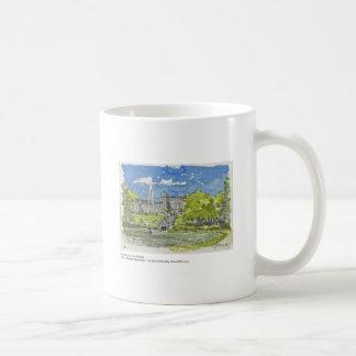 Powerscourt, Co. Wicklow Classic White Coffee Mug